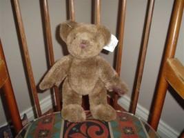 Russ Berrie Barrington Jointed Plush Bear 1672 9501 - $67.54