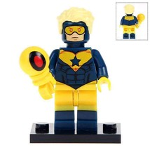 Booster Gold - Justice League DC Comics Super Hero Minifigure Gift Toy - $2.99