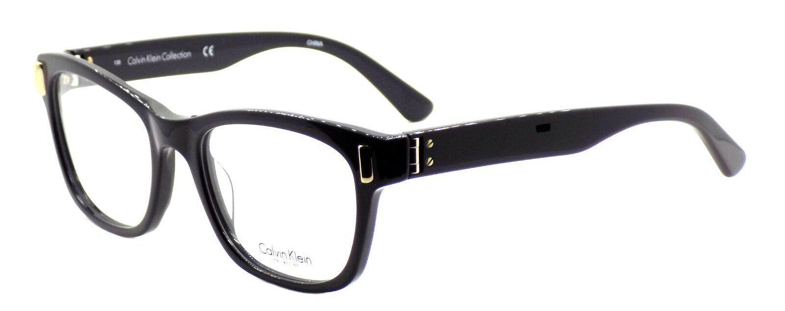Calvin Klein CK8532 001 Women's Eyeglasses Frames Black 51-18-135 + CASE