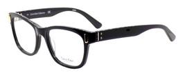 Calvin Klein CK8532 001 Women's Eyeglasses Frames Black 51-18-135 + CASE - $71.86