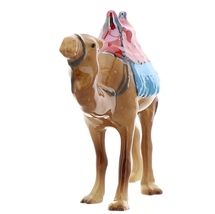 Hagen-Renaker Specialties Ceramic Nativity Figurine Saddled Camel with Blanket image 2
