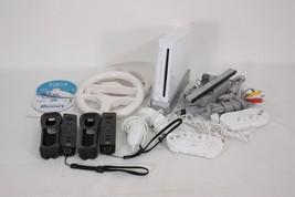 Nintendo Wii System RVL-001 Wii Play Sports Resort Games Bundle - $69.25