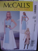 Pattern 8363 Tabbards, Skirts & Belt Costume sizes 12-20 Cosplay - $7.99