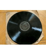 Dinah Shore - 78rpm single 10-inch – Victor Records - BUT I DID - $9.89