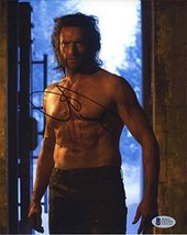 Hugh Jackman X-Men Wolverine Logan Signed 8x10 Photo Certified Authentic Beckett - $197.99
