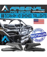 SMOKED TAILLIGHTS CAN AM MAVERICK X3 -TURBO X DS RC RS Right & Left (1 p... - $115.78
