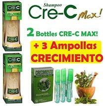 Shampoo Cre-C Max - $37.95