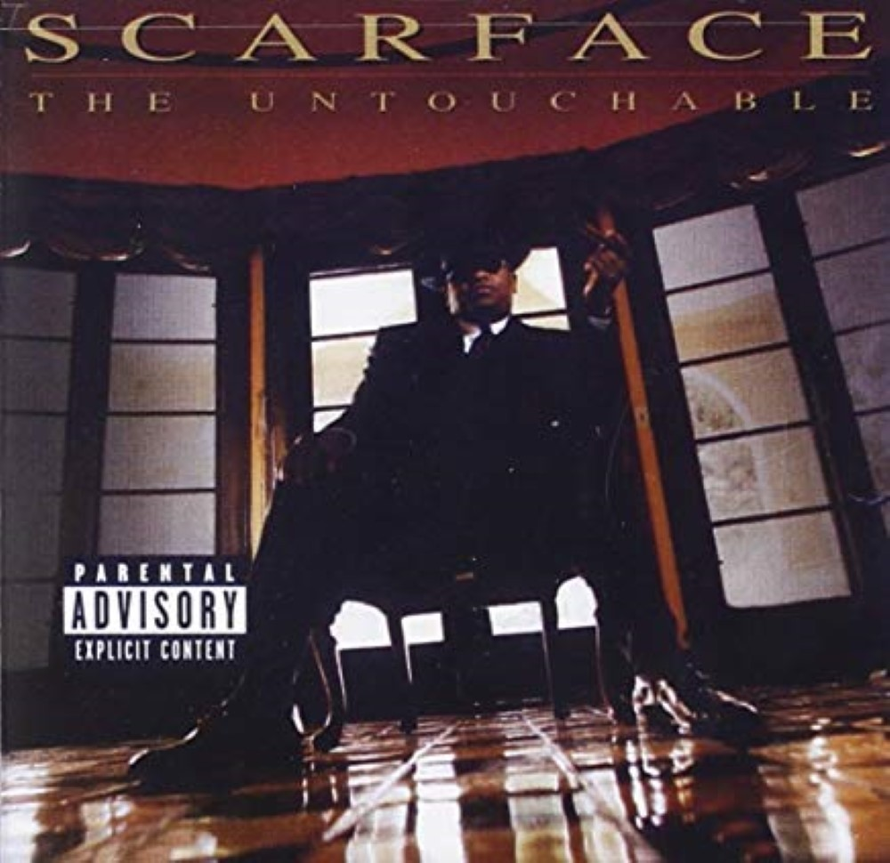 The Untouchable by Scarface Cd