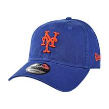 New Era New York Mets Core Classic 9Twenty Adjustable Cap Hat Blue 11417785 - £15.35 GBP
