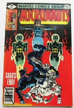 Micronauts #11 Comic Book November 1979 VG- 3.5 Grade Marvel First Series - $2.47