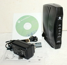 Motorola Surfboard SB5101U Cable Modem ~ Used ~ Working - $18.99