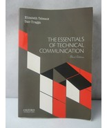 The Essentials Of Technical Communication 3rd Edition BOOK - $4.00