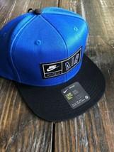 Nike Air Max Pro Cap SnapBack Hat AV6721-480 Blue One Size Cap Jordan - $27.72