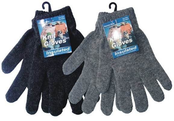 Case of [144] Men's Gloves