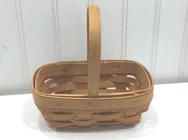 LONGABERGER Small Parsley Booking Basket 2000 24216 - $29.69