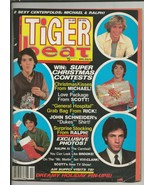 ORIGINAL Vintage December 1981 Tiger Beat Magazine Ralph Macchio Scott Baio - $39.59