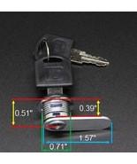 Cam Lock Suggestion Box Cam Lock Mailbox Box Cam Lock Donation Box Cam L... - $13.00