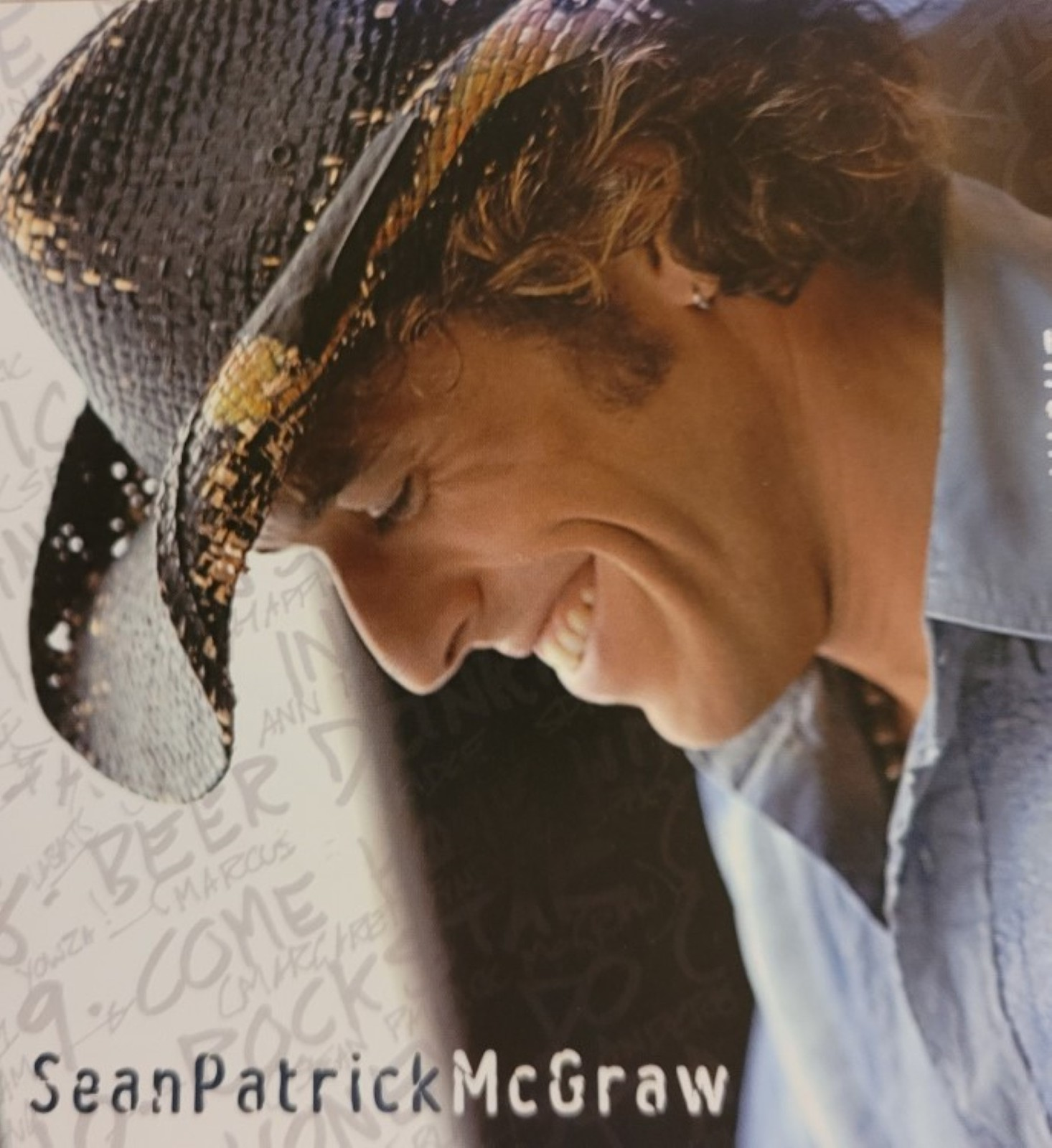 Songs for Saturday Night by Sean Patrick McGraw Cd