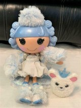 Lalaloopsy  Ivory Ice Crystals w/ Pet Full Size  Holiday Collectors Edition - $22.76