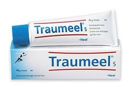 50g heel Traumeel anti-inflammatory cream for arthritis pain relief - $18.50+