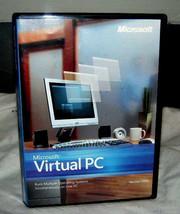 Virtual Vip Description Below w/Case&Prod Key By Ms Windows - $8.50