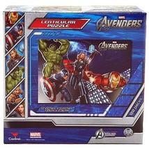 Marvel Avengers Lenticular 3D Jigsaw Puzzle 100 Pieces by Cardinal Indus... - $17.82