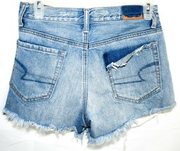American Eagle Outfitters Vintage Hi-Rise Festival Jean Shorts Size 0 image 2