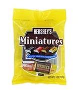 Hershey's Chocolate Miniatures 150g - $11.39