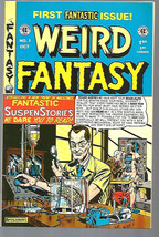 WEIRD FANTASY #1 EC COMICS Reprints of 1950's/1992 William Gaines featur... - $5.00