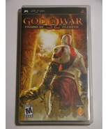 Sony PSP - GOD OF WAR - CHAINS OF OYMPUS (Complete with Manual) - $18.00