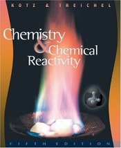 Chemistry and Chemical Reactivity (with CD-ROM) Kotz, John C. and Treich... - $1.83
