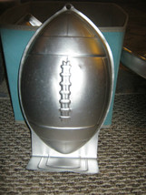 Wilton Mens Football Cake Pan (2105-6504, 1990) - $13.05
