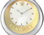 Versace VAQ070016 Perpetuelle Stainless Steel Mop Ladies Watch - $2,458.90