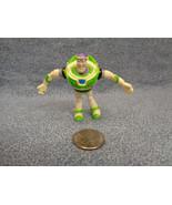 Disney Pixar Toy Story 3 PVC Buzz Lightyear Action Figure Cake Topper 2 ... - $1.56