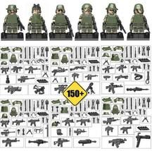 SA set Jungle commandos World War 2 Sino-Japanese minifigure blocks lego... - $22.98