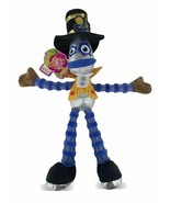 Luna Petunia Sammy Stretch Cirque Du Soleil Junior Plush Toy Brand New nwt - $15.68