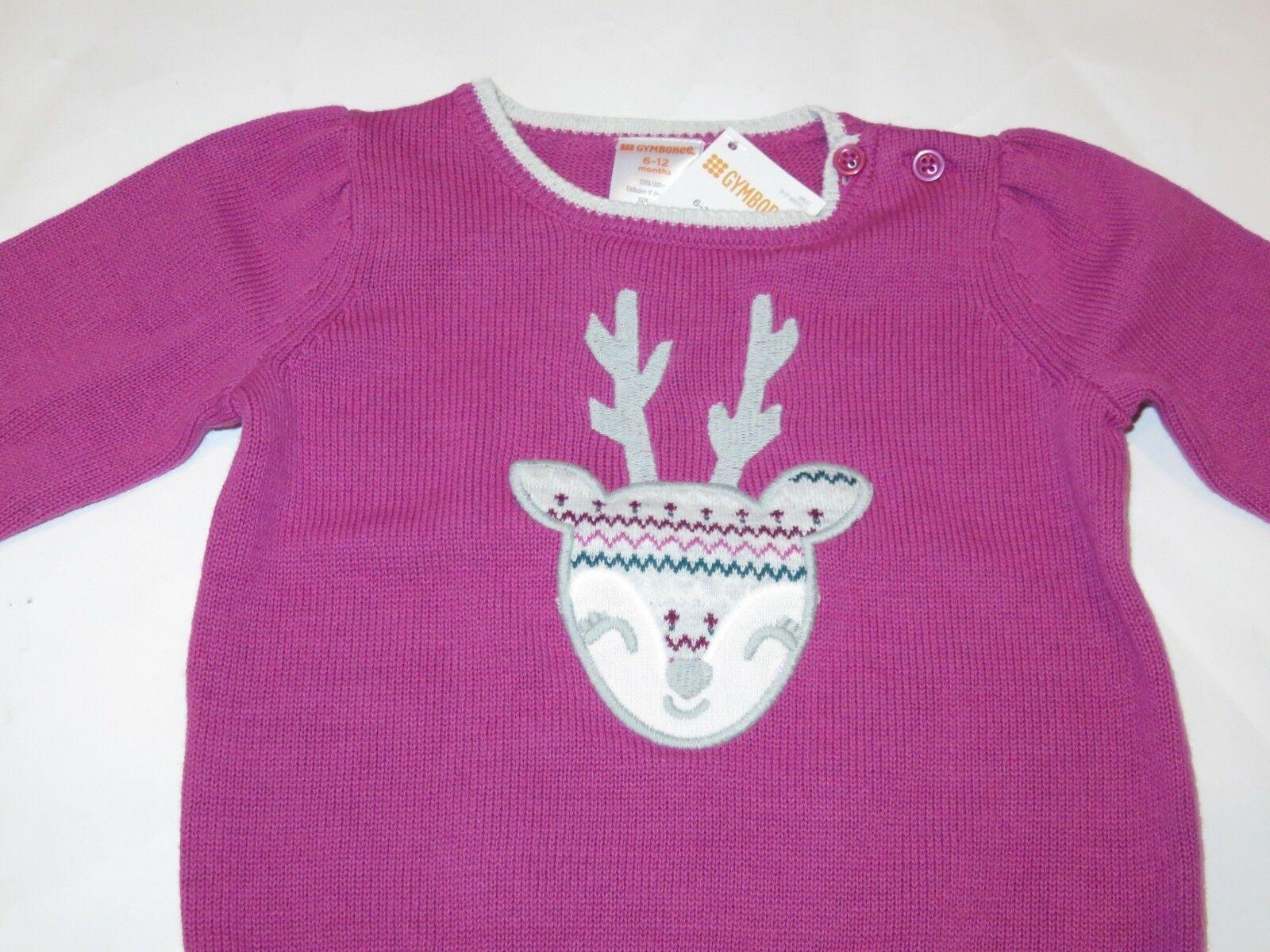 740194bf3bd Gymboree Baby Girl Fairisle Deer sweater and 11 similar items