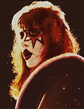 KISS Band Ace Frehley ALIVE II Era Poster Stand-Up Display - Rock Music ... - $15.99