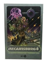 Mecanisburg Corporate Wars Gen X Board Game Science Fiction Europe Made... - $25.21