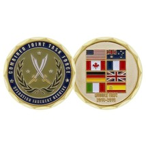 MIDDLE EAST COMBINED TASK FORCE OPERATION INHERENT RESOLVE 2019 CHALLENG... - $18.04