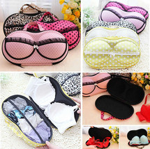 Women Travel Underwear Container Portable Storage Case Bra Protect Organ... - $5.24 CAD