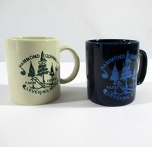 Hammond Equipment Co. Farm Forest Levering, MI Michigan Lot of 2 Coffee ... - $19.79