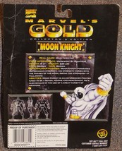 Vintage 1997 Marvel Comics Moon Knight Action Figure New In The Package image 3