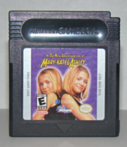 Nintendo GAME BOY - The New Adventures of Mary-Kate & Ashley (Game Only) - $6.50