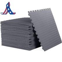 Cap Barbell Puzzle Exercise Mat With Eva Foam Interlocking Tiles, 1/2-Inch - $357,03 MXN+