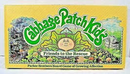 Cabbage Patch Kids Friends to the Rescue Parker Bros. #0140 1984 USA - $19.99