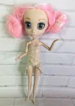 Hunter ShibaJuku Girls Doll Lolita Kawaii Two Tone Eyes Big Head Pink Ha... - $20.48