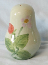 Franciscan Strawberry Time Pepper Shaker no stopper - $19.69