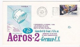 AEROS-2 GERMAN-US LAUNCHED BY SCOUT VANDENBERG AFB, CA JULY 16, 1974 - $1.98
