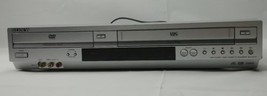 SONY SLV-D271P  DVD Player & VCR Combo HiFi VHS Recorder TESTED No Remote  - $55.74
